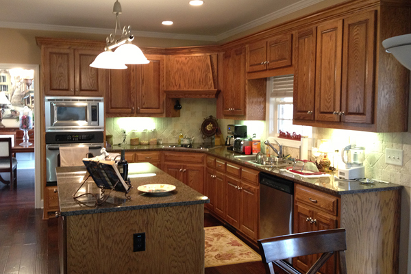 Transform Your Kitchen Cabinets Flawless Painting